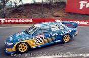 96706  -  P. Romano / A. Miedecke   Bathurst 1996  Ford Falcon EF