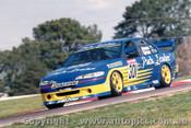 96707  -  A. Jones / A. Grice   Bathurst 1996  Ford Falcon EF