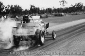 69911  -  Chuck May  Ford Model T Pick Up - Castlereagh Drags 1969 - Photographer David Blanch