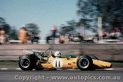 70601  -  Frank Matich   McLaren M10B F5000   Warwick Farm  1970 - Photographer David Blanch