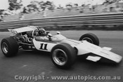 70603  -  Ron Grable  -  McLaren M10A Chev V8  Warwick Farm  1970 - Photographer David Blanch