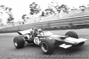 70618  -  Graham McRae  McLaren M10B   Tasman Series 1970  Warwick Farm