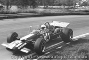 71603  -  Teddy Pilette  McLaren M10B Chev-Morland   Tasman Series 1971  Warwick Farm