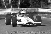 71605  -  Keith Holland  McLaren M10B Chev-Bartz   Tasman Series 1971  Warwick Farm