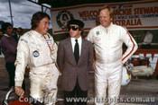 76601  -  Jackie Stewart / Kevin Bartlett / Max Stewart  -  Bathurst 1976