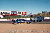 95713 - G. Seton / A. Grice  -  Bathurst 1995 - Ford Falcon EF