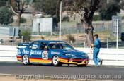 95714 - G. Seton / A. Grice  -  Bathurst 1995 - Ford Falcon EF