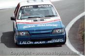 86719 - Cullen / Sprague  -  Bathurst 1986 - Commodore VK