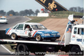 85717  - Grice / Cullen -  Holden Commodore VK  Bathurst  1985