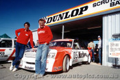 84721  -  Brock / Perkins   -  Bathurst 1984 - 1st Outright Winner - Holden Commodore VK