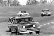 71023 - Phil Barnes Ford Falcon GTHO Oran Park 1971