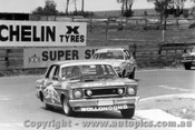 70714 -  Rush / Chenery  -  Bathurst 1970 - Ford Falcon GTHO