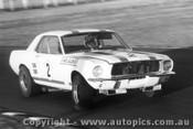 68031 - Niel Allen Ford Mustang Warwick Farm 1968