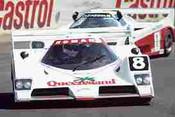 86402 - B. Romano Kaditcha  & C. Clearihan JWS Kaditcha Oran Park 1986