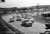 65702 - The Start - Bathurst 1965 Cortina Triumph Morris Cooper S