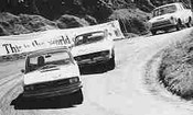 67721 - McKay / Reynolds Audi S90 - Chivas / Stewart Alfa Romeo GTV - MacKinnon / Smith Ford Cortina 1500 Bathurst 1967