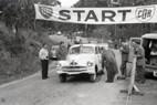 Hepburn Springs Hill Climb 1959 - Photographer Peter D'Abbs - Code 599100