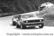 72025 - Jane s Camaro / Moffat s Mustang / Geogeghan s  Falcon - Bathurst 1972