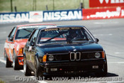 85719 - Richards / Longhurst - BMW 635 csi - Bathurst 1985