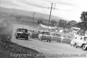 64706 - The Start - Bathurst 1964 - Hillman Imp -  Morris 850  - Vauxhall Viva