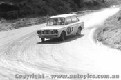 64710 - McSorley / West  - Not quite the right line through the dipper - Hillman Imp - Bathurst 1964