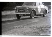 Rob Roy HillClimb 1st June 1958 - Photographer Peter D'Abbs - Code RR1658-054