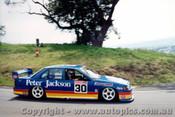93713  -  G. Seton / A. Jones  -  Bathurst 1993 - Ford Falcon EB