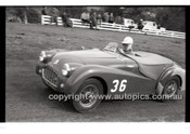 Templestowe HillClimb 7th September 1958 - Photographer Peter D'Abbs - Code 58-T7958-003