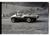 Templestowe HillClimb 7th September 1958 - Photographer Peter D'Abbs - Code 58-T7958-012