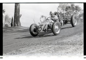 Templestowe HillClimb 7th September 1958 - Photographer Peter D'Abbs - Code 58-T7958-038