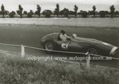 Albert Park 1956 - Photographer Peter D'Abbs - Code 56-AP-006
