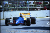 Adelaide Grand Prix Meeting 5th November 1989 - Photographer Lance J Ruting - Code AD51189-10