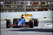 Adelaide Grand Prix Meeting 5th November 1989 - Photographer Lance J Ruting - Code AD51189-11