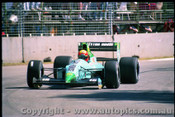 Adelaide Grand Prix Meeting 5th November 1989 - Photographer Lance J Ruting - Code AD51189-15