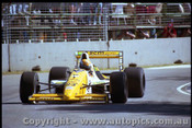 Adelaide Grand Prix Meeting 5th November 1989 - Photographer Lance J Ruting - Code AD51189-16