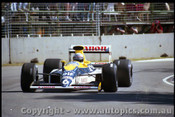 Adelaide Grand Prix Meeting 5th November 1989 - Photographer Lance J Ruting - Code AD51189-17