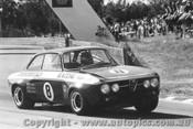 71029 - Brian Foley - Alfa Romeo GTAM - Warwick Farm 1971