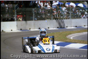 Adelaide Grand Prix Meeting 5th November 1989 - Photographer Lance J Ruting - Code AD51189-104
