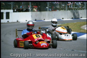 Adelaide Grand Prix Meeting 5th November 1989 - Photographer Lance J Ruting - Code AD51189-108