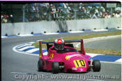Adelaide Grand Prix Meeting 5th November 1989 - Photographer Lance J Ruting - Code AD51189-109