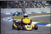 Adelaide Grand Prix Meeting 5th November 1989 - Photographer Lance J Ruting - Code AD51189-115