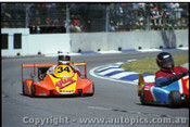 Adelaide Grand Prix Meeting 5th November 1989 - Photographer Lance J Ruting - Code AD51189-120