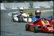Adelaide Grand Prix Meeting 5th November 1989 - Photographer Lance J Ruting - Code AD51189-125