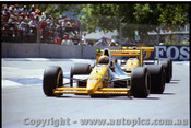 Adelaide Grand Prix Meeting 5th November 1989 - Photographer Lance J Ruting - Code AD51189-215