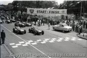 Melbourne Grand Prix 30th November 1958  Albert Park - Photographer Peter D'Abbs - Code AP58-16