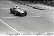 Melbourne Grand Prix 30th November 1958  Albert Park - Photographer Peter D'Abbs - Code AP58-101