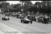 Melbourne Grand Prix 30th November 1958  Albert Park - Photographer Peter D'Abbs - Code AP58-112