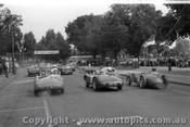Melbourne Grand Prix 30th November 1958  Albert Park - Photographer Peter D'Abbs - Code AP58-138