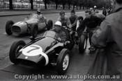 Melbourne Grand Prix 30th November 1958  Albert Park - Photographer Peter D'Abbs - Code AP58-166
