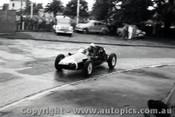 Melbourne Grand Prix 30th November 1958  Albert Park - Photographer Peter D'Abbs - Code AP58-167